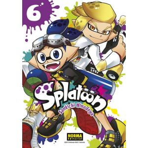 Splatoon nº 06