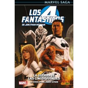 Marvel Saga nº 99. Los 4 Fantásticos de Jonathan Hickman nº 04