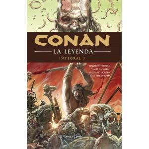 Conan La leyenda nº 03 (Edición integral)