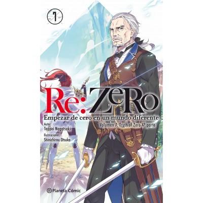 Re:Zero nº 07 (Novela)