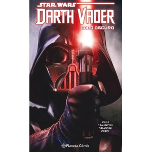 Star Wars Darth Vader Lord Oscuro HC (tomo) nº 02