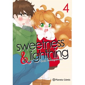 Sweetness & Lightning nº 04