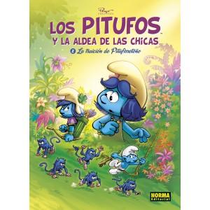Los Pitufos y la aldea de las chicas nº 02.La traición de Pituforretoño