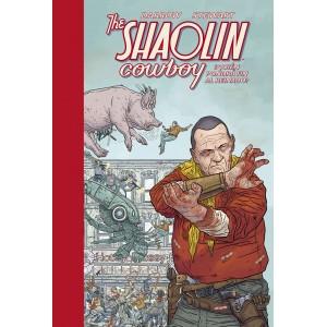 Shaolin Cowboy nº 03