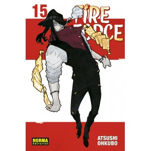 Fire Force nº 15