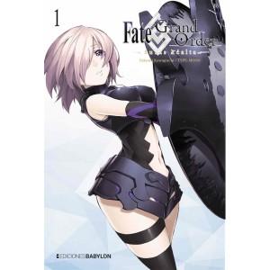 Fate / Grand Order Turas Realta nº 01