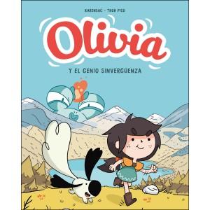 Olivia nº 01. El Genio Sinvergüenza