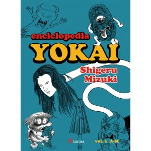 Enciclopedia Yokai nº 1