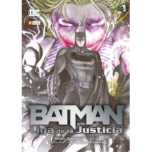 Batman y la Liga de la Justicia nº 04