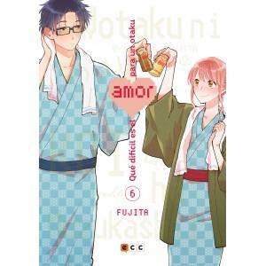 Qué difícil es el amor para un otaku nº 06