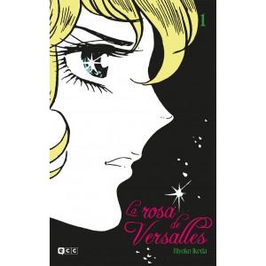 La rosa de Versalles nº 01 (PORTADA PROVISIONAL)