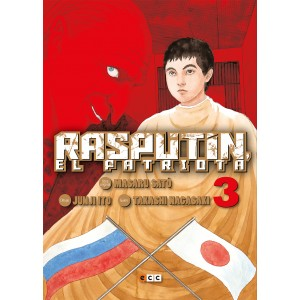 Rasputin el Patriota nº 03