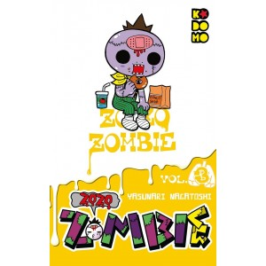 Zozo Zombie nº 03