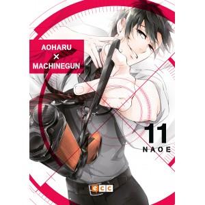 Aoharu x Machinegun nº 11