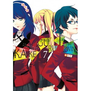 Kakegurui Twin nº 07