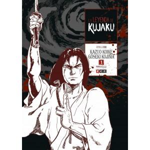 La leyenda de Kujaku nº 01