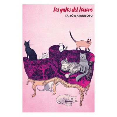 Los Gatos del Louvre nº 01 de 2