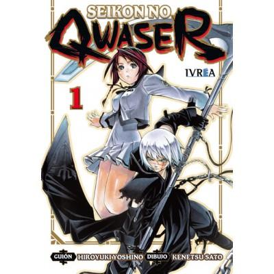 Seikon No Qwaser Nº 01