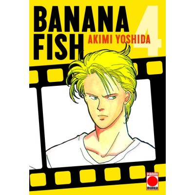 Banana Fish nº 04