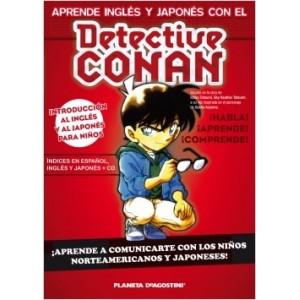 Aprende Ingles y Japones con el Detective Conan