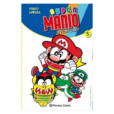 Super Mario Aventuras nº 05