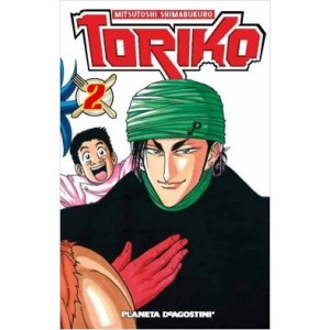 Toriko Nº 02