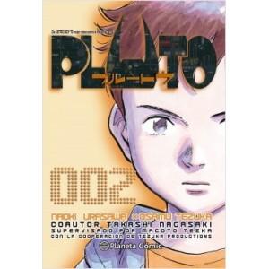 Pluto Nº 02