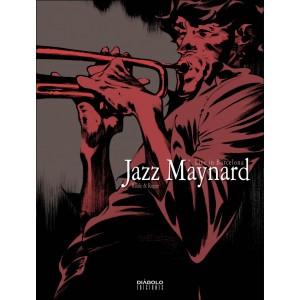 Jazz Maynard nº 07: Live in Barcelona.