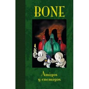 Bone edición de lujo 3. Amigos y enemigos