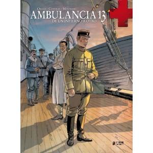 Ambulancia 13 vol.4