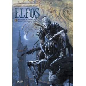 ELFOS . Volumen 3: La dinastía de los elfos negros y La misión de los elfos azules