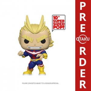 Funko Pop! My Hero Academia - All Might 10""