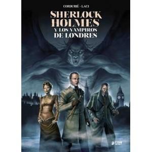 Sherlock Holmes y los Vampiros de Londres