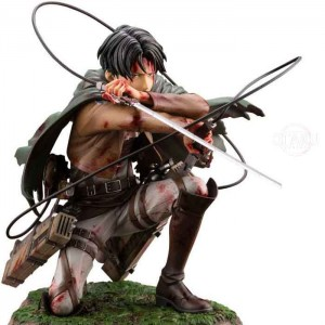 Attack on Titan Kotobukiya - Levi Fortitude