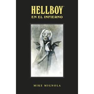 HELLBOY. Integral 4 (Hellboy en el infierno 1 y 2 e historias extras)