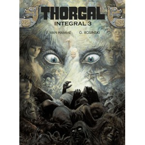 Thorgal Integral nº 03