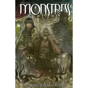 Monstress nº 04: Las Elegidas