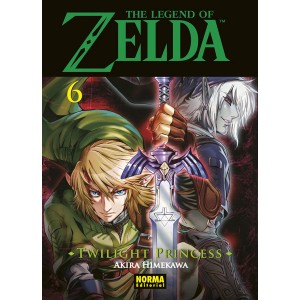 The Legend of Zelda: Twilight Princess nº 06