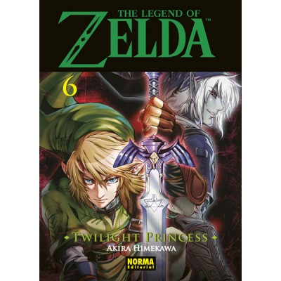 The Legend of Zelda: Twilight Princess nº 06