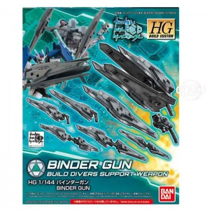 HGBC BUILDHANDS KAKU SML 1/144