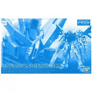 RG BUILD STRIKE GUNDAM FULL PACKAGE 1/144