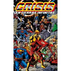 Crisis en tierras infinitas XP vol. 01 de 5 (PORTADA PROVISIONAL)