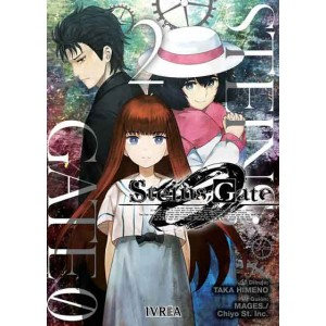 Steins Gate Zero nº 02