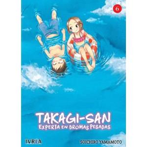 Takagi-san, experta en bromas pesadas nº 06