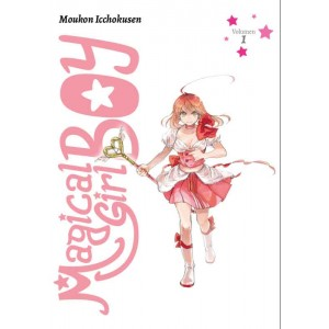 Magical Girl Boy nº 01
