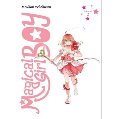 Magical Girl Boy nº 01