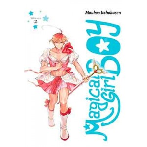 Magical Girl Boy nº 02