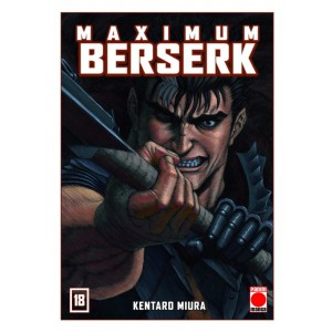 Berserk Maximum nº 18