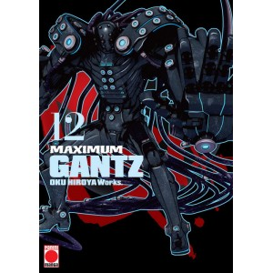 Gantz Maximum nº 12