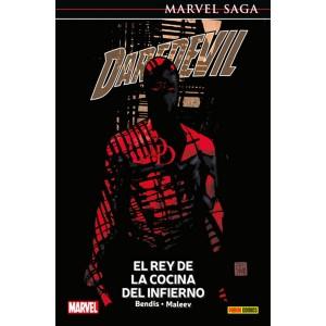 Marvel Saga nº 32. Daredevil10 El rey de la Cocina